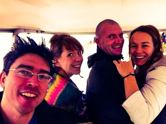 Holbox crew!