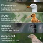 Kies een vogel