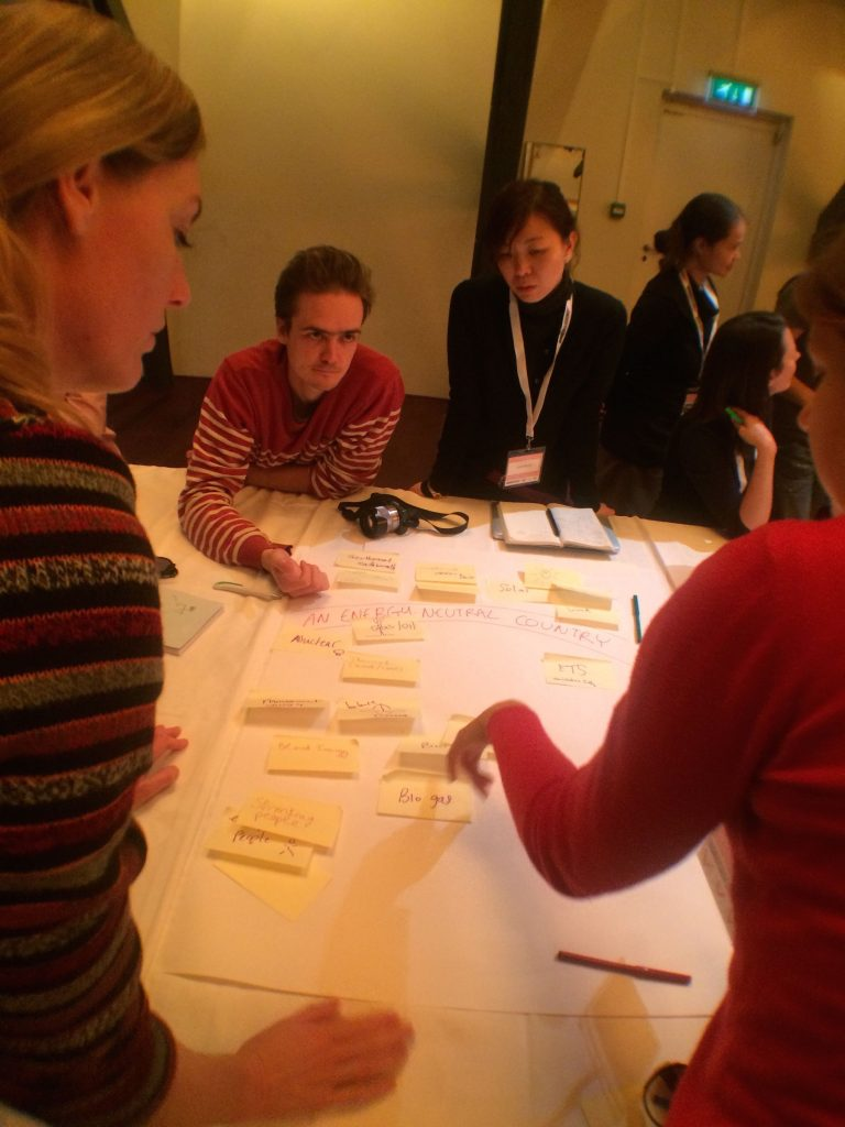 Design for uncertainty workshop