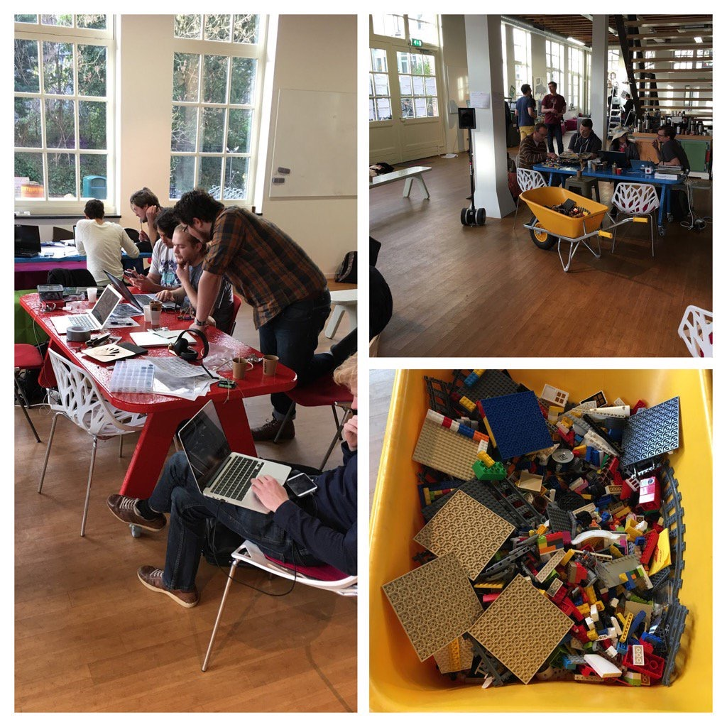 IOT Olympics hackathon